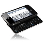 Naztech N5100 Slideout Bluetooth Qwerty Keyboard for iPhone 4 & 4S