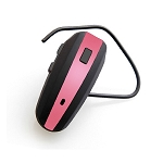 NoiseHush N500 Bluetooth Headset Black and Baby Pink
