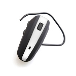 NoiseHush N500 Bluetooth Headset Black and White