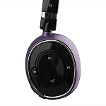 Supertooth Melody Bluetooth A2DP Stereo Headset - Purple