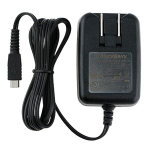 BlackBerry Factory Original Travel Chargers for Micro USB Compatible Phones