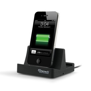Naztech N8000 MFi Charge & Sync Docking Station for Apple iPod iPhone & iPad
